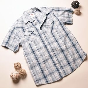 LEVI'S STRAUSS & CO Button Shirt - Size M